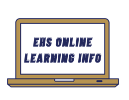 EHS Online Learning Info