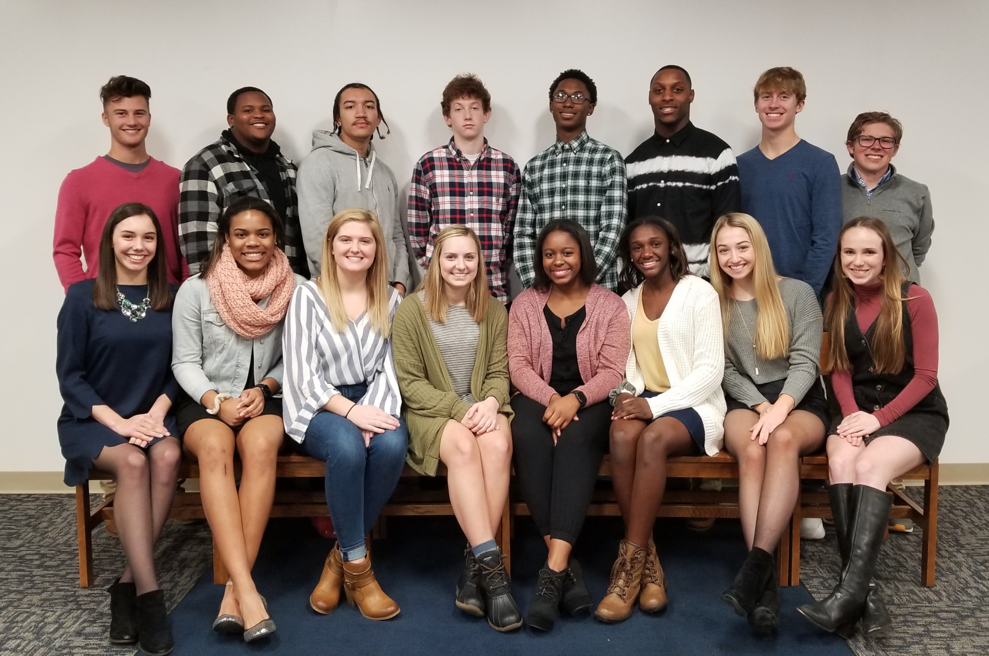 EHS Basketball Homecoming Court