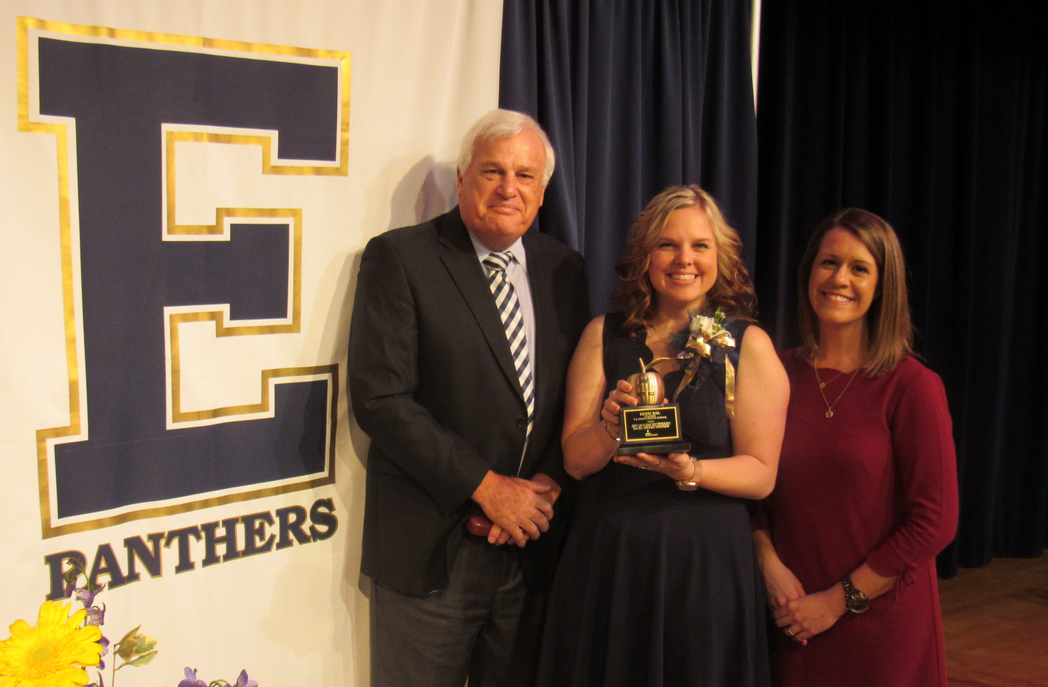 Mr. Gary Roedmemeier, Ms. Kerrie Bal and Ms. Liz Pratt