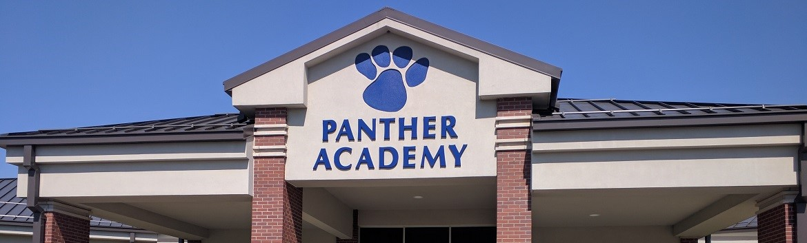 Panther Academy Front School View
